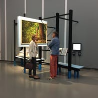 'The Way Beyond Art' Exhibition Design