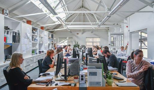Studio Visits: Bennetts Associates