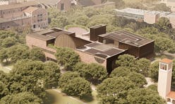 Rice University selects Adjaye Associates' design for new student center