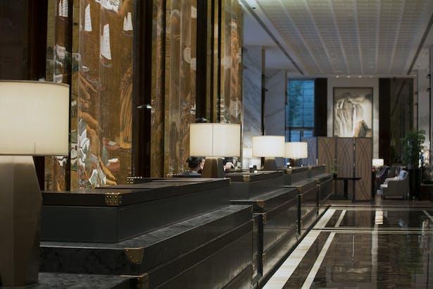YANG杨邦胜_福州凯宾斯基酒店-大堂(Fuzhou Kempinski Hotel)