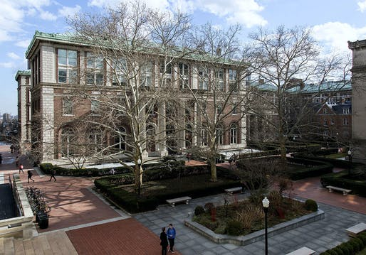 Avery Hall, Columbia University.