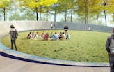 A decade in the making, UVA's Memorial to Enslaved Laborers begins to takes shape