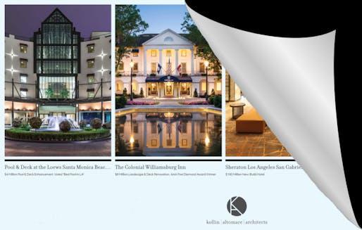 Reimagined website