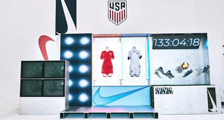 Nike Womens World Cup Kit Launch