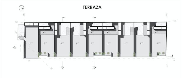 Urban Style Pampa - Terrace