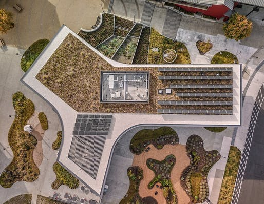 """WRNS Studio's Sonoma Academy in Santa Rosa, California, which recently <a href=""""https://archinect.com/news/article/150262195/wrns-studio-school-sets-new-milestones-for-sustainability"""">set new milestones for sustainability</a>."""