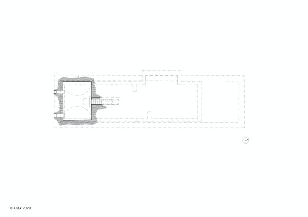 Basement Floor Plan ORA