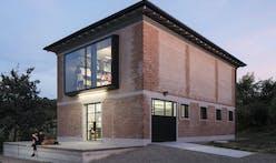 Ciclostile Architettura converts 1960s barn into an atelier for artist Francesca Pasquali