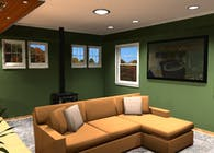 Rendering Project - Interior Renderings
