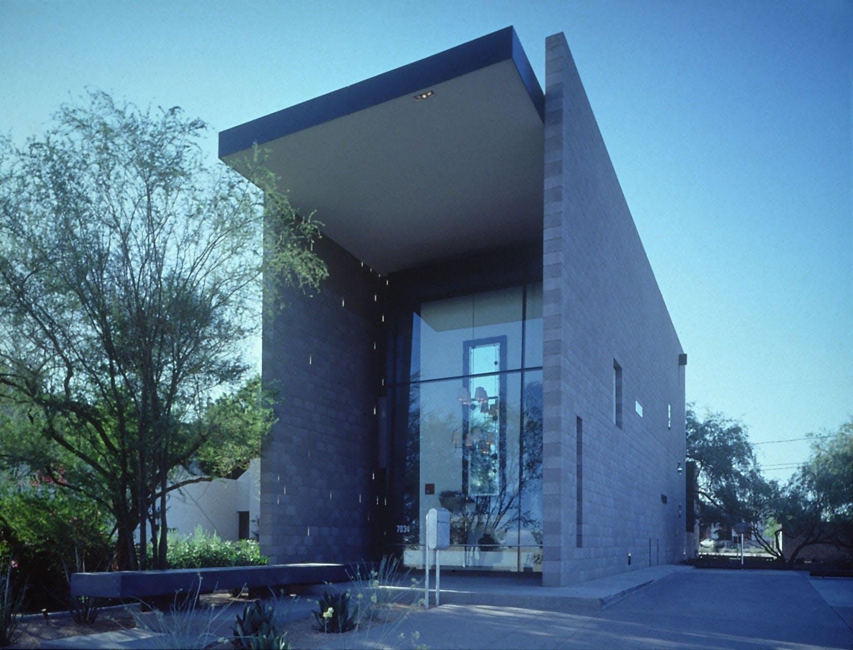 David Michael Miller Associates | Wendell Burnette ...