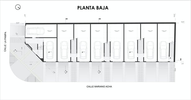 Urban Style Pampa - Ground floor