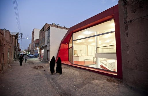 "No name shop"" in Najafabad, Iran (via yourmiddleeast.com)"