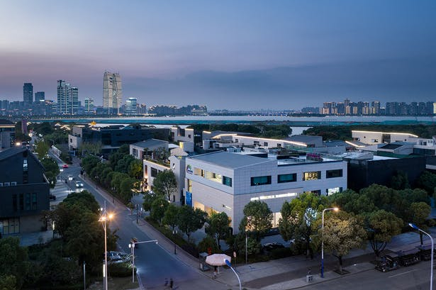 South Aerial View,photo: Wu Qingshan