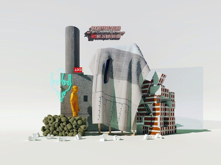 'Teh Developed Surface' by Jonathan Rieke