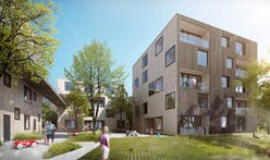 3rd Prize in Green City Graz Competition by CHYBIK+KRISTOF AA / BKK-3