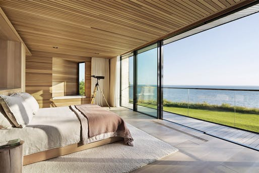 "<a href=""https://archinect.com/mapos/project/peconic-bay-house"">House</a> in Peconic Bay, NY by <a href=""https://archinect.com/mapos"">Mapos Architects, DPC</a>"