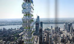 Images surface of Facebook's potential new tower in Manhattan designed by Rafael Viñoly