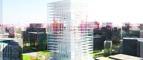 New Conceptual Project_Mixed Use Tower 2021