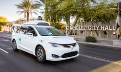 Waymo's self-driving cars have started 3D-mapping Los Angeles