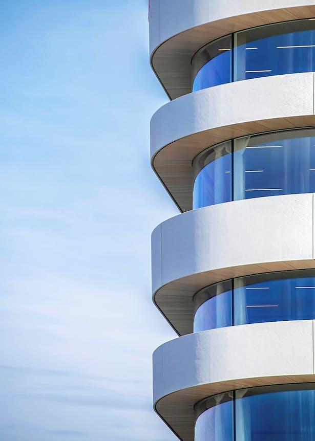 HQ DPG MEDIA by Binst Architects. © Tim Fisher