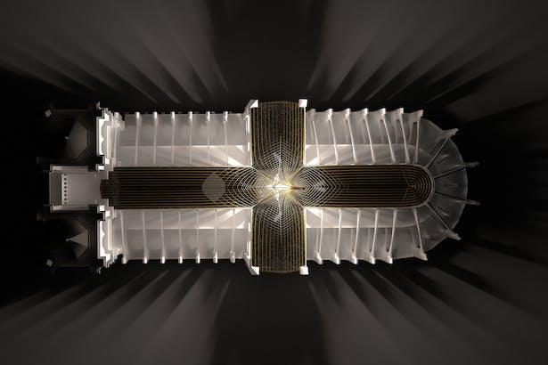 Notre Dame's Spine_OF STUDIO_Concept_Image_Top