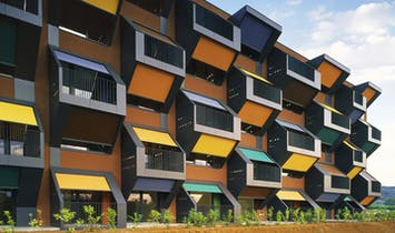 Touring some of the world's most attractive public housing projects
