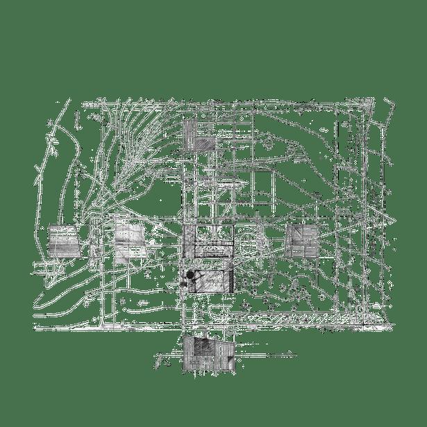 Black Point Beach House - Sketch (Faulkner Architects)