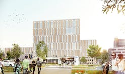 Henning Larsen Architects to Design Research Building in Stuttgart, Germany