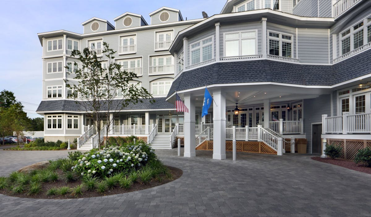 Scranton Seahorse Inn - Madison, CT - Yelp