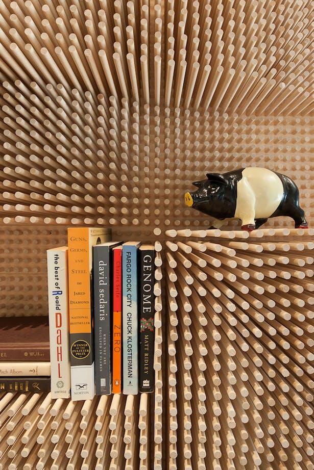 Peg Wall Merge Architects Archinect