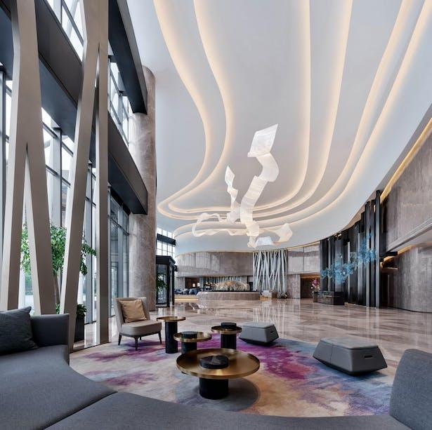 Hangzhou Marriott Hotel Lin'an By Yang Bangsheng & Associates Group