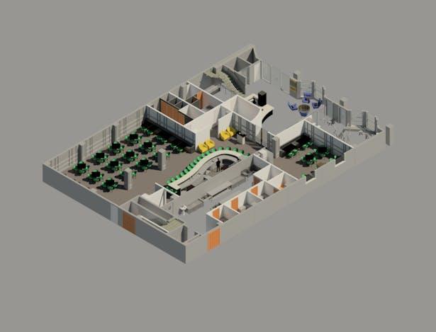 First Level Floor Plan