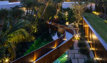 Canal House by Studio MK27 Captures a Tropical Miami