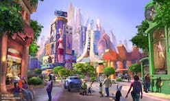 Shanghai Disneyland commences construction for Zootopia-themed expansion