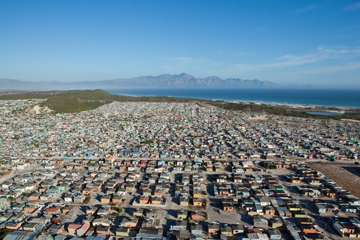 Cape Town, South Africa. Credit U-TT / Daniel Schwartz.