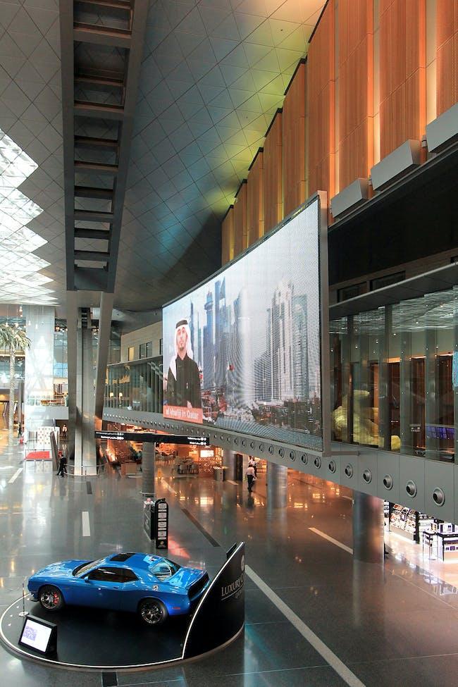 Photography © Hamad International Airport/GKD/Thomas Holtkötter