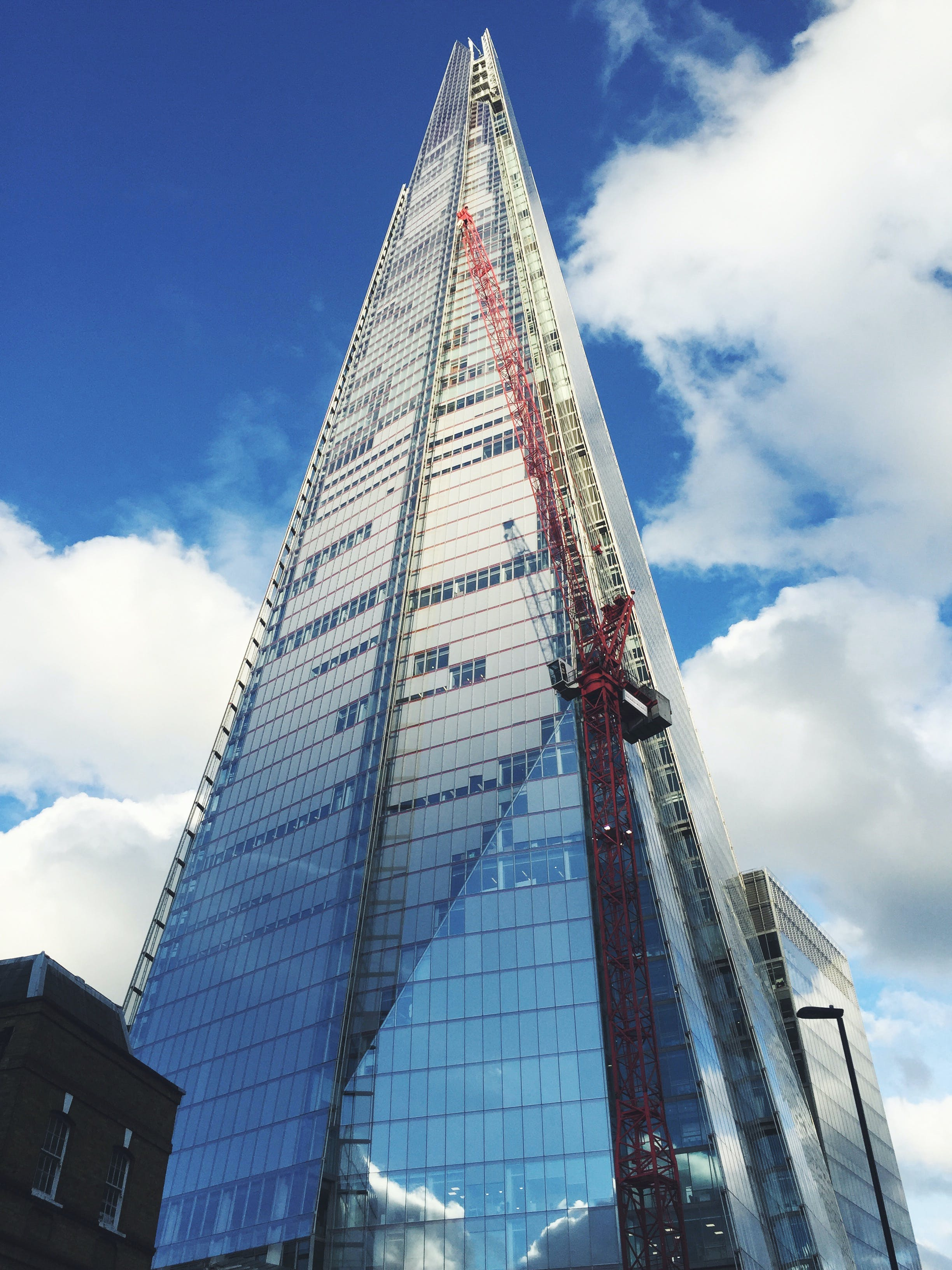 Iconic Buildings I Work At The Shard Features Archinect