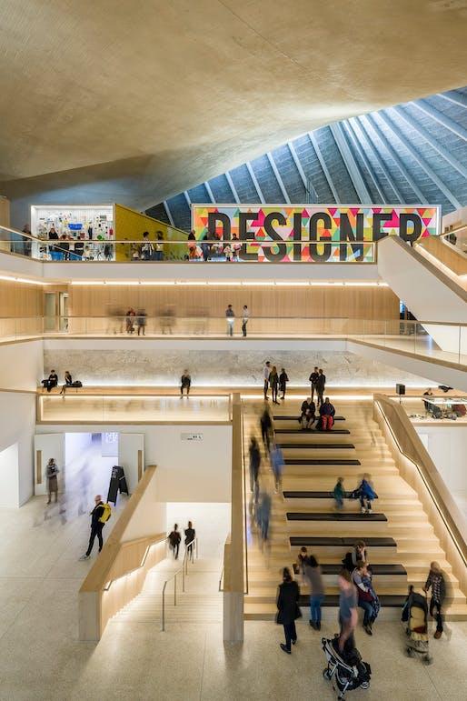 Design Museum. Image: Gareth Gardner.