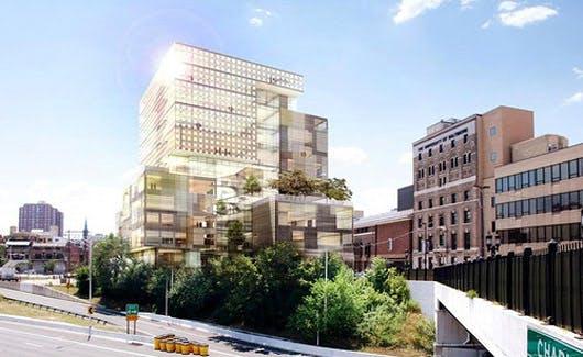 University Of Baltimore Law >> Behnisch Wins Baltimore Law School Design Competition