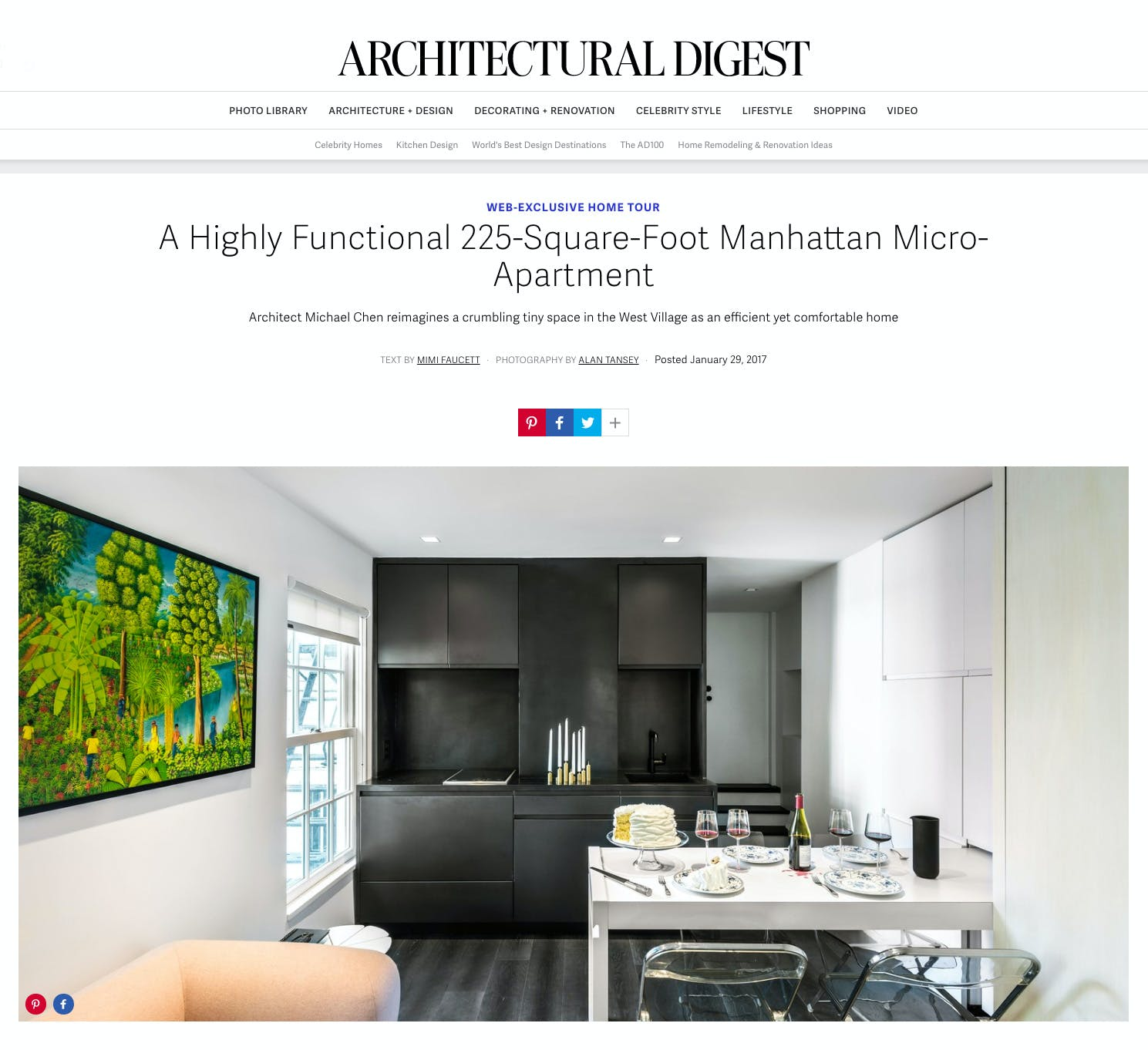 attic transformer in architectural digest mkca michael k chen