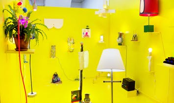 Between art and design: rethinking function with Hand Job Gallery Store