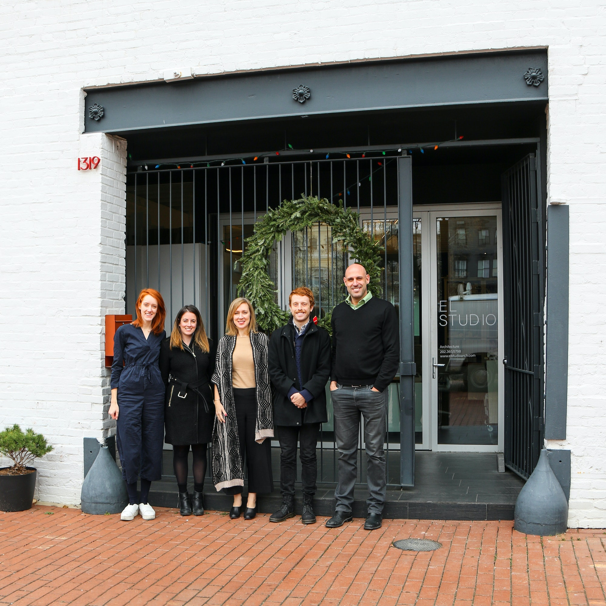 EL Studio, A Practice Based Partially Out Of Washington D.C, Is Located In  A Former Horse Stable That Has Been Converted Into A Live/work Space By ...