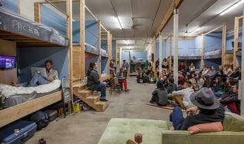 Strange bedfellows: exploring shades of privacy in co-living