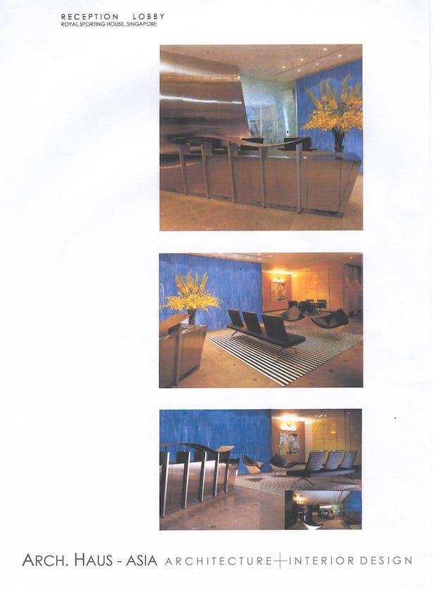 Main Reception Area - 7th Floor