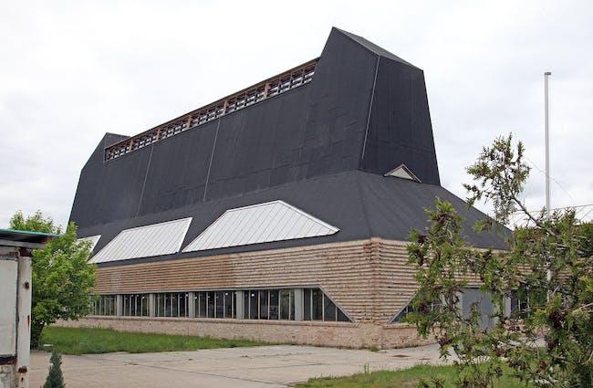 Luckenwalde Hutfabrik. Photo: Lumu.