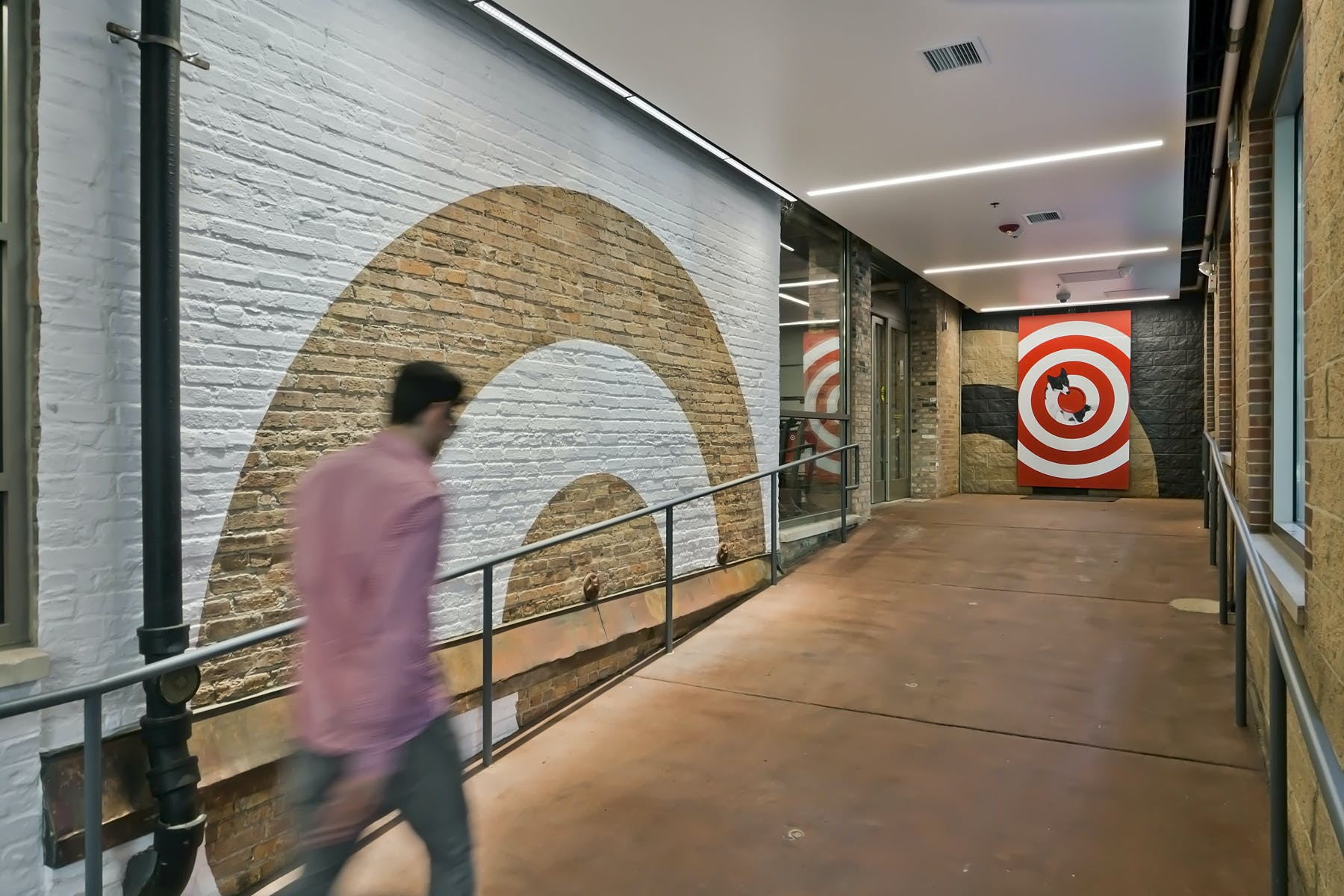 Target Chicago Streeterville | The Lighting Practice | Archinect