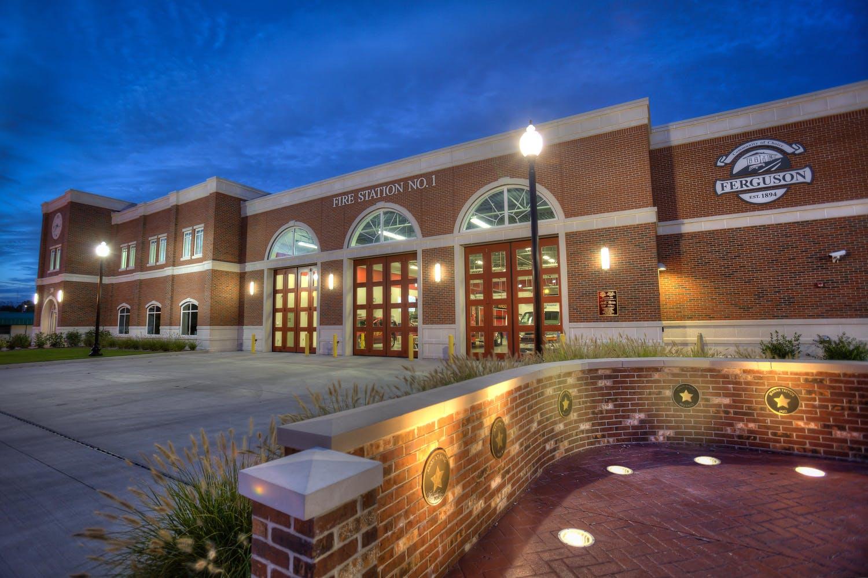 Ferguson Fire Station   JEMA   Archinect