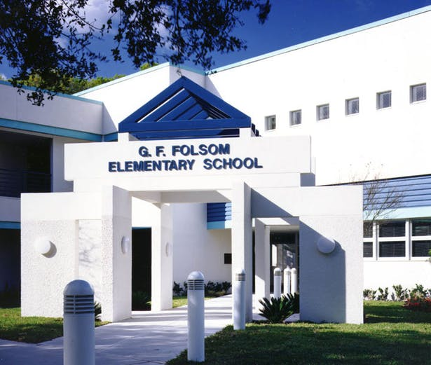 G F Folsom Elementary School, Hillsborough County Florida