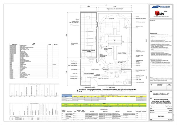 Healthcare BIM Library, Korea | David A  Seglin AIA, LEED AP, NCARB