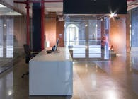 New Grimshaw Architects Office - Lobby